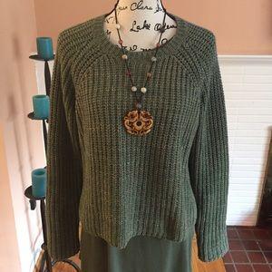 Ralph Lauren Pullover Knit Sweater